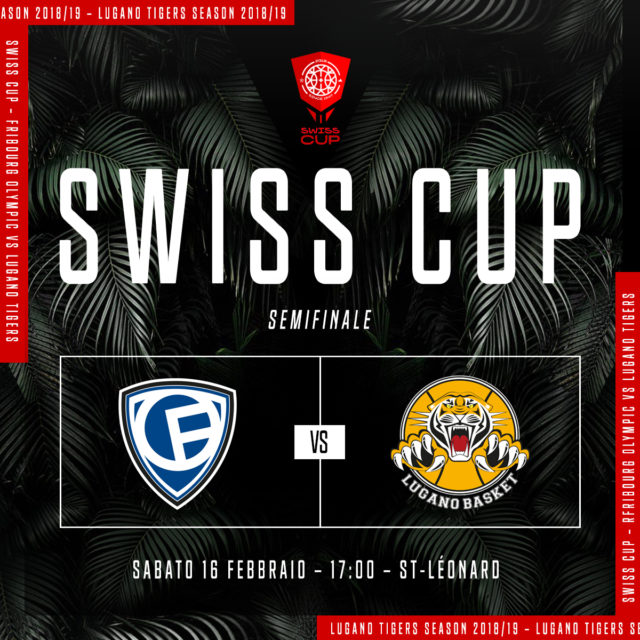SWISS CUP – SEMIFINALE